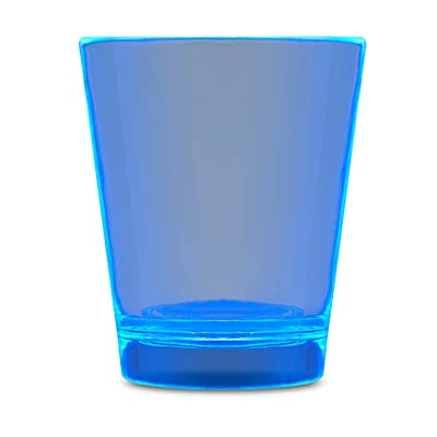 blinkee Glow In The Dark Shot Glass Blue by: Toys & Games