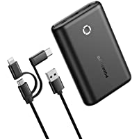 Poweradd EnergyCell 15000 mAh Dual 5V/2.4A Fat Charging USB Output Power Bank Battery Pack Portable Charger