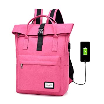 Olydmsky Mochila para Portátil Laptop,Morrales del jansport portátil de Gran Capacidad par Estudiante 30 * 14 * 43cm: Amazon.es: Hogar