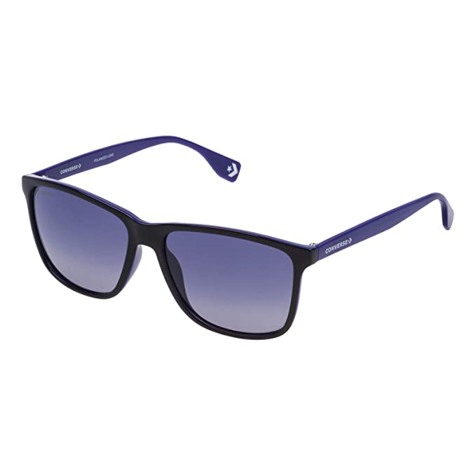 Converse SCO05058G75P Gradient Square Sunglasses Black ...