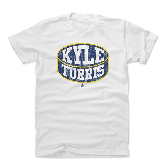Amazon.com   500 LEVEL Kyle Turris Shirt - Nashville Hockey Men s Apparel - Kyle  Turris Nashville Puck   Sports   Outdoors 0340ce2fe