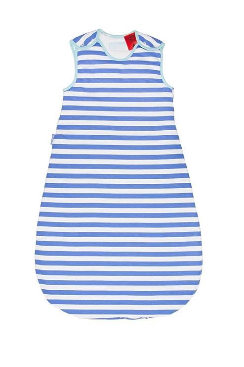 Gro Marinero - Saco de dormir estándar, diseño de rayas azules ...