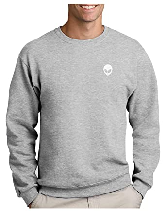 Fashion Swag Style - Alien Sweatshirt Homme  Amazon.fr  Vêtements et ... d927a535ed2a