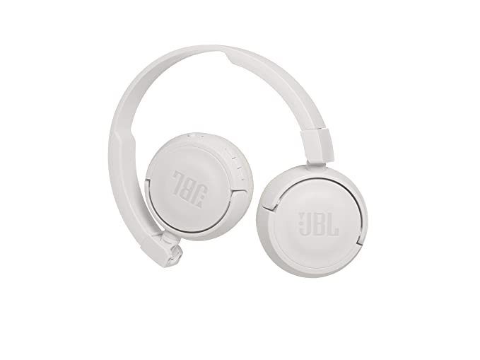 JBL T450BT- Auriculares de diadema inalámbricos con Bluetooth 4.0 (sonido Pure Bass, 11h de música continua) color rojo: Amazon.es: Electrónica