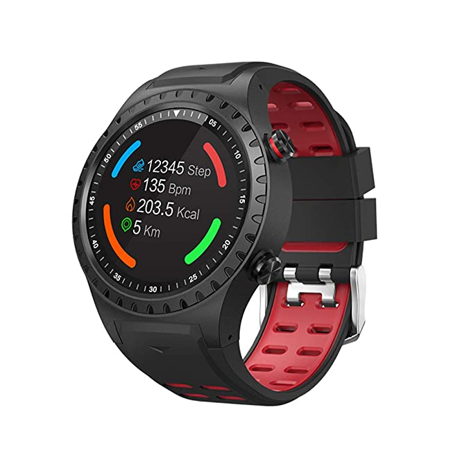 Amazon.com: Smart Watch M1 IP67 Waterproof Support Micro SIM ...