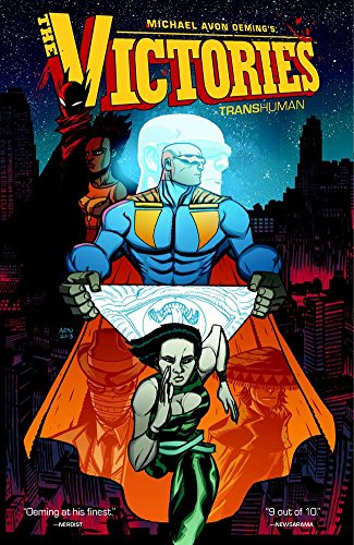 [The Victories: Transhuman Volume 2] (By: Michael Avon Oeming) [published: December, 2013]