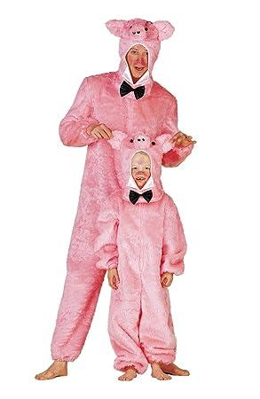 Stekarneval - Disfraz de pantera rosa unisex, talla 52 (589152 ...