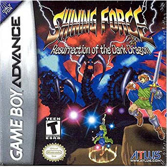 shining force feather gameplay