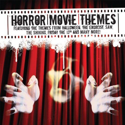 Horror Movie Themes (Halloween Movie Theme Songs Cd)