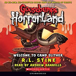 Goosebumps Horrorland, Book 9 Audiobook