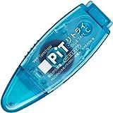 トンボ鉛筆 テープのり ピットリトライCN PN-CRNC40-5P アクア 5個