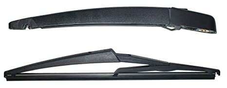Juego de brazo limpiaparabrisas trasero + cuchilla