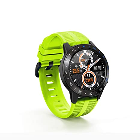 M5 GPS Smart Watch Android Phone Call Bluetooth Smartwatch Compass Altitude Barometer Music Speaker Outdoor Sport Wristband Watch Heart Rate Blood ...
