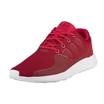 6aa17a06f ... reduced adidas zx flux adv tech s76394 color red white size 7.5 180e8  5df08