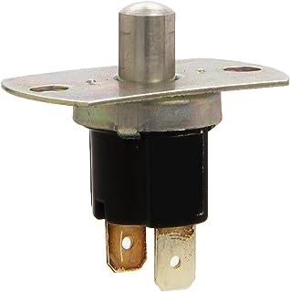 HELLA 6ZF 003 549-001 Interruptor, contacto de puerta - Accionamiento por presión - Número de conexiones: 2 - atornillado - Contacto ruptor: Amazon.es: Coche y moto