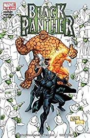 Black Panther (2005-2008) #32 (English Edition)