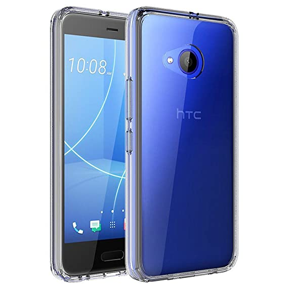 the best attitude e2dc7 f574a HTC U11 Life Case, (Not Fit HTC U11), Skmy Soft TPU Case Crystal  Transparent Slim Anti Slip Case Back Protector Case Cover HTC U11 Life  (Clear)