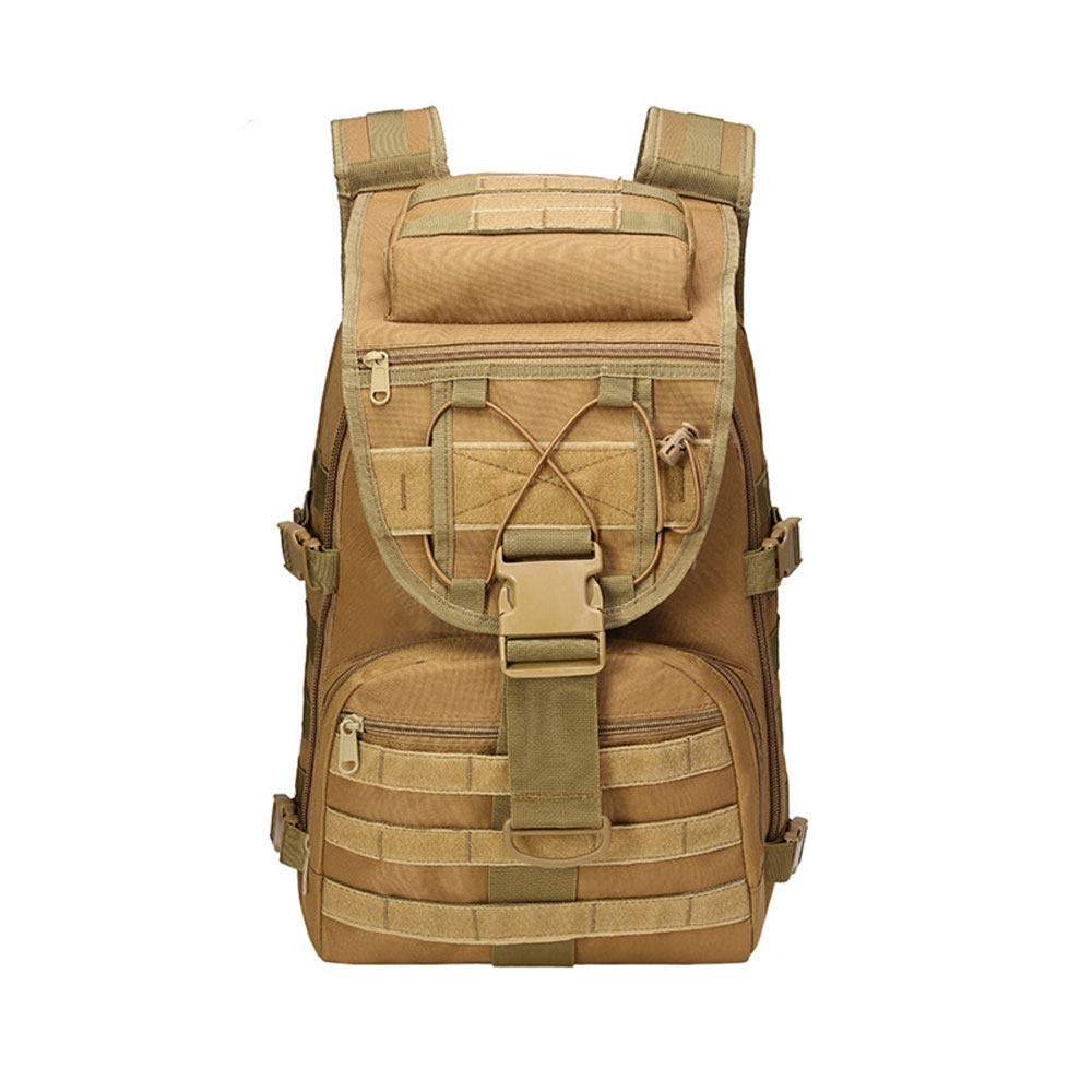 1 35L Military Tactical Backpack Large Waterproof Pack Army 3 Day Assault Pack for Trekking Camping Cycling Climbing Hunting,6