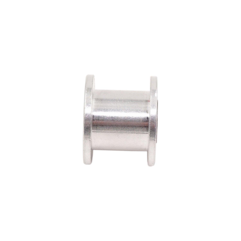 WINSINN 2GT GT2 Aluminum Timing Belt Idler Pulley 20 Toothless 3mm Bore for 3D Printer 10mm Width Timing Belt (Pack of 5Pcs) by WINSINN (Image #6)