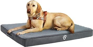FRISTONE Large Dog Bed Memory Foam L, XL, XXL