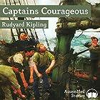 Captains Courageous Hörbuch von Rudyard Kipling Gesprochen von: Peter Newcombe Joyce