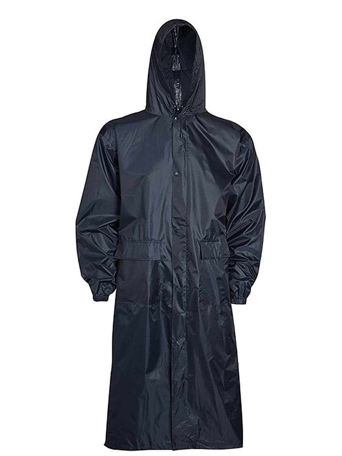 cheapest price attractive & durable separation shoes Adults Mens Waterproof Long Mac Trench Rain Coat