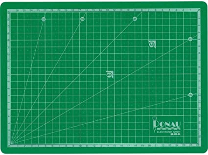 3 X A4 Cutting Mat