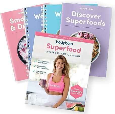 BodyBoss Superfood Nutrition Guide Cookbook