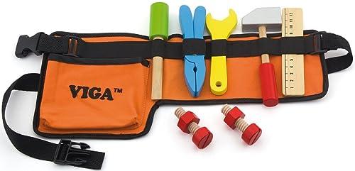 Viga Toys - 50532 - Tool Belt - 10 pcs.