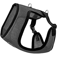 RC Pet Products Cirque Soft Walking Dog Harness, Large, Charcoal