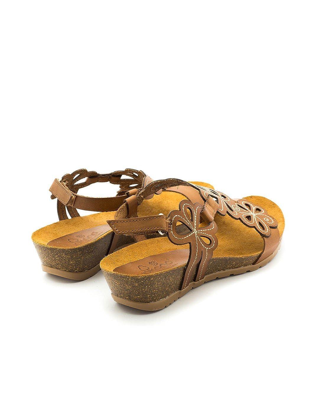 056 Amazon es Y Negra Piel Sandalia Yokono Zapatos Java De 6YzRqX
