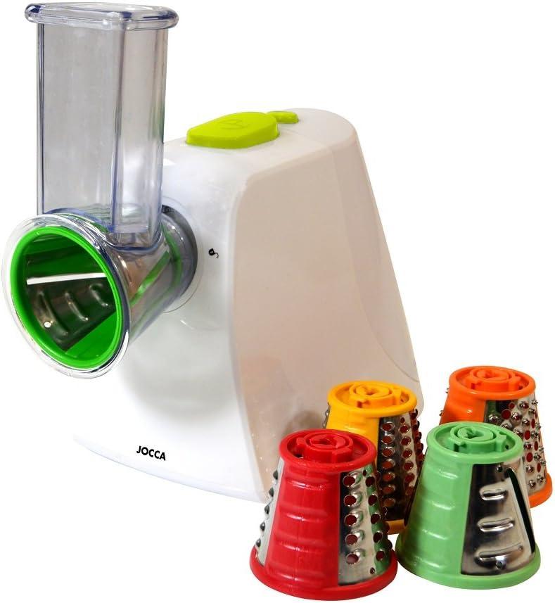 Jocca Multipicador Robot multiplicador, color blanco, 150 W, Plástico: Amazon.es: Hogar