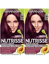 Garnier Hair Color Nutrisse Ultra Color Nourishing Creme...