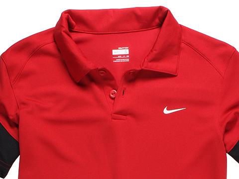 Nike 323419-120: Jordan 6 Rings White/Black Gym Red Sneakers (6.5 M US Big Kid) by Nike (Image #3)
