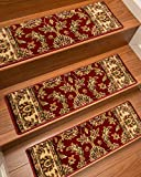 NaturalAreaRugs Sydney Carpet Stair Treads  Rug