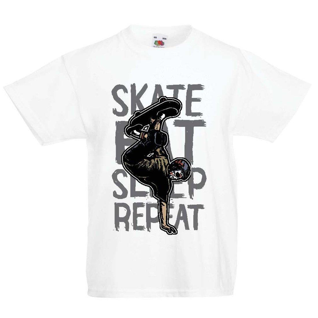 Lepni Me Tshirt Eat Sleep Skate Skateboard Lover Skateboarder Skateboarding