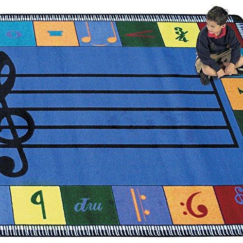 Joy Carpets Kid Essentials Music & Special Needs Preschool N