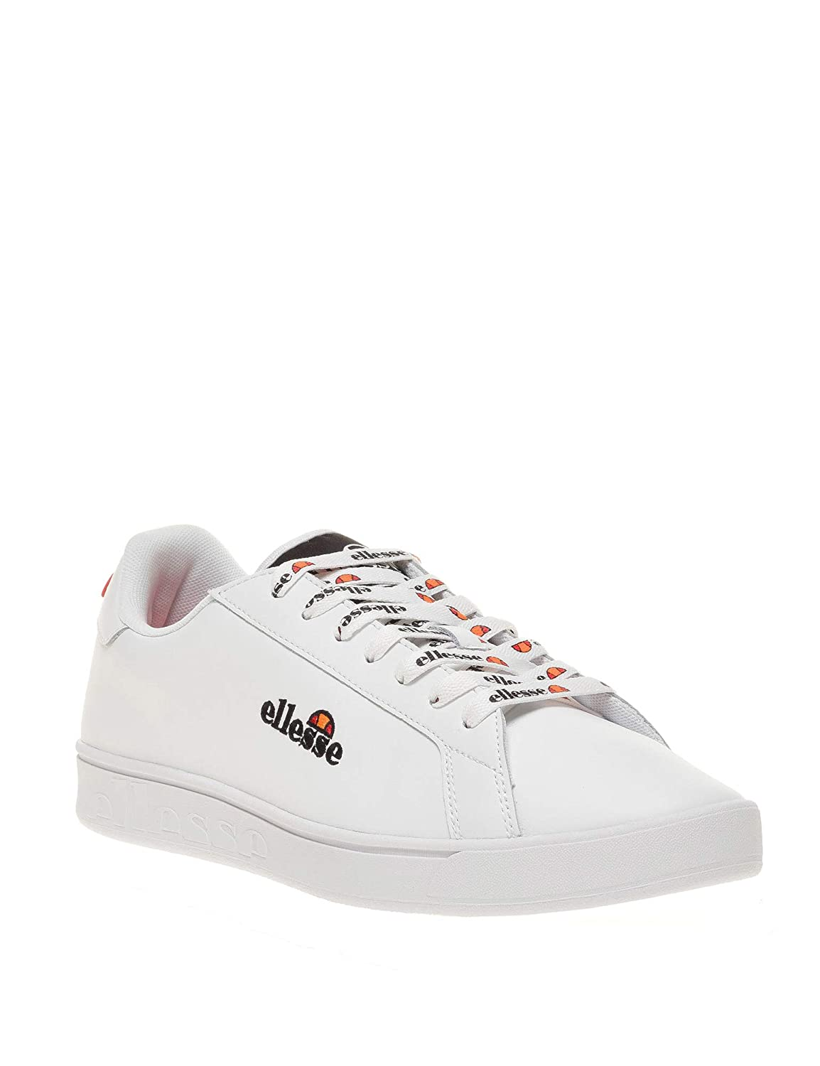Ellesse Womens Campo Emb Leather Af Sneakers