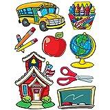 EUREKA MORE SCHOOL SUPPLIES 12X17 WINDOW (Set of 50)
