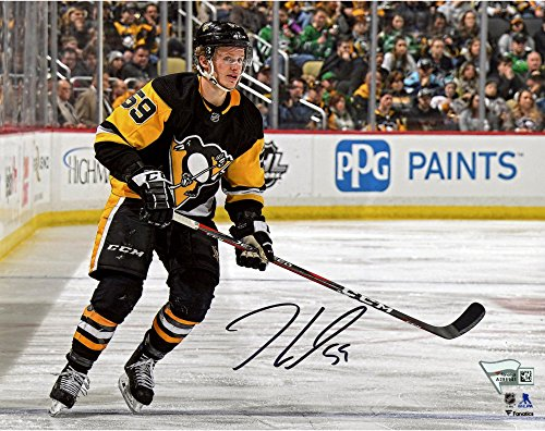 - Jake Guentzel Pittsburgh Penguins Autographed 8