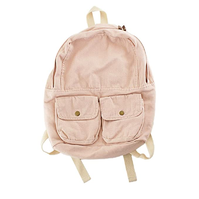 52b6eb7d3547 Amazon.com  MiCoolker Fashion Canvas Backpacks for Women Cute College Denim  School Backpack Purse for Girls Travel Backpack  Sports   Outdoors