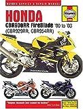 Honda CBR900RR Fireblade 2000-2003 (Haynes Manuals)