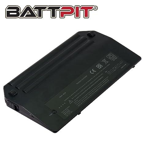Battpit Recambio de Bateria para Ordenador Portátil HP 8510p Notebook PC (4400 mah)