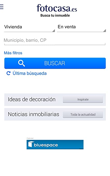 Amazon.com: fotocasa.es: Appstore para Android