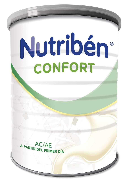 Nutribén Confort, Leche de continuación para bebé, AC/AE, 800 gr.: Amazon.es: Alimentación y bebidas