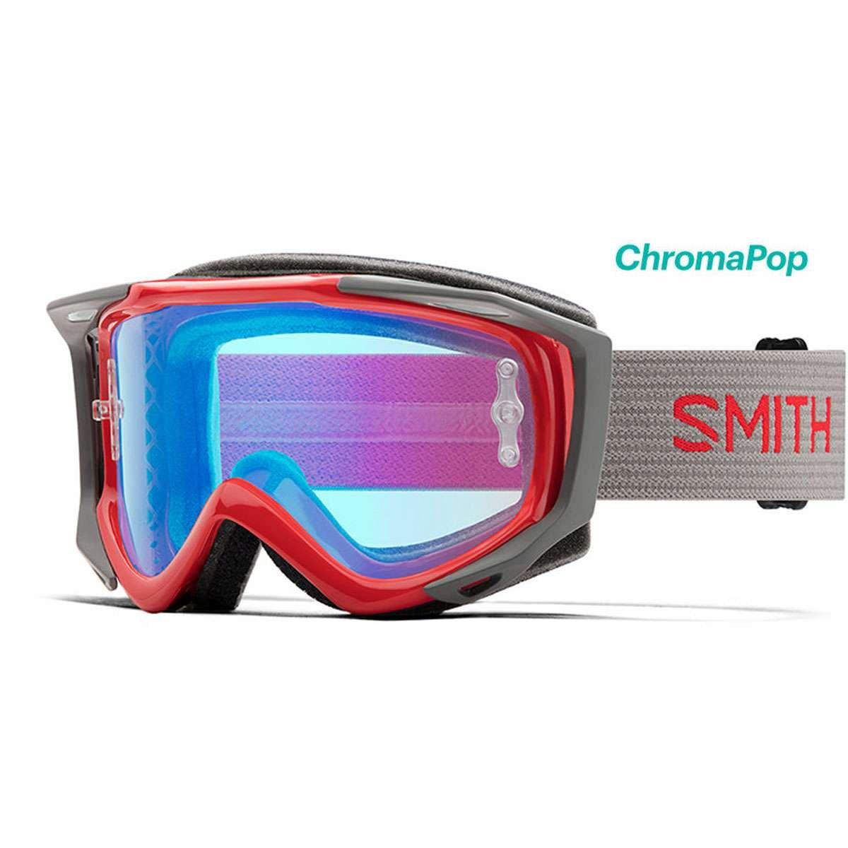 Smith Fuel V.2 Sweat-X M Goggles