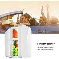 Mini refrigerador Nevera eléctrica fría y cálida, Refrigerador