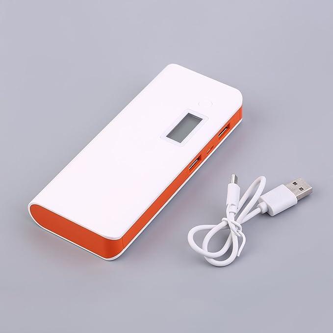 50000mAh Dual USB Pantalla Digital Teléfono Móvil Externo ...