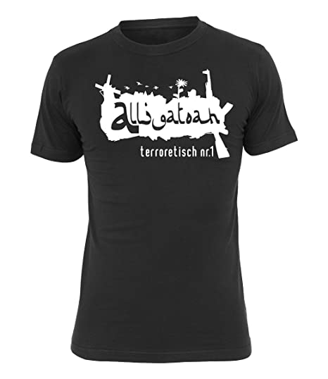 Alligatoah T Shirt terroretisch