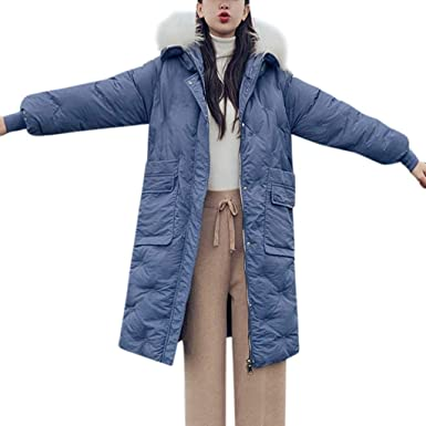Geilisungren Abrigo para Mujer Invierno Mujeres Chaqueta ...